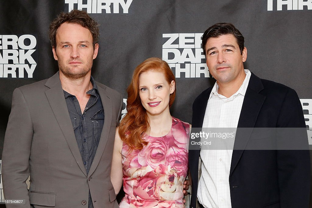 attends the 'Zero Dark Thirty' New York Photo Call at Ritz Carlton Hotel on December 4, 2012 in New York City.