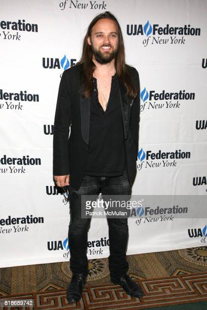 attends UJAFEDERATION OF NEW YORK honors JULIE GREENWALD and CRAIG KALLMAN with The Music Visionary of the Year Award at The Pierre on June 16 2010...
