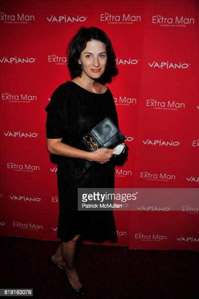 attends Vapiano hosts the New York Premiere of THE EXTRA MAN red carpet arrivals and afterparty at Village East Cinema and Vapiano NYC on July 19 2010