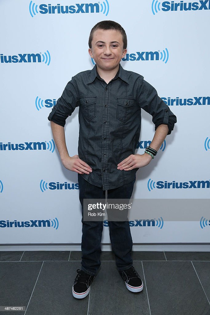 Celebrities Visit SiriusXM Studios - April 30, 2014