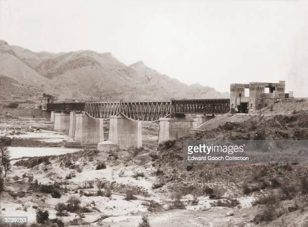 Attock Bridge in India
