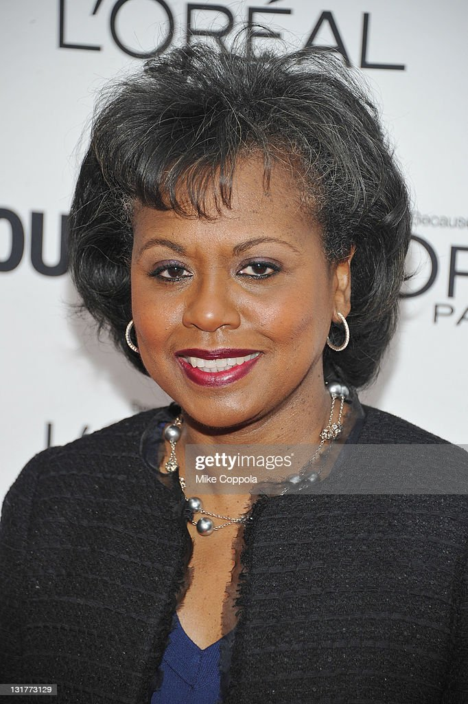 Attorney and academic Anita Hill attends the 21st annual Glamour Women of the Year Awards at Carnegie Hall on November 7 2011 in New York City