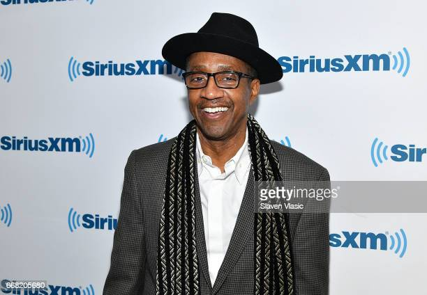 CPA attorney and entrepreneur Lou Hutt visits SiriusXM Studios on April 13 2017 in New York City