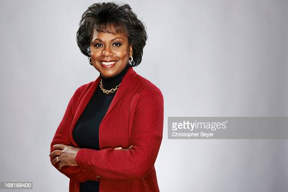 Attorney Anita Hill is photographed at the Sundance Film Festival for Entertainment Weekly Magazine on January 23 2013 in Park City Utah