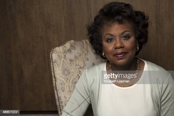 Attorney Anita Hill is photographed for Boston Globe on March 21 2014 in New York City