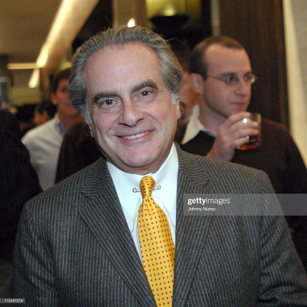 Attorney At Law Benjamin Brafman during Sean John Celebrates the Launch of Sean John Collection and Sean John Tailoring at Sean John Store 5th Store in New York City, New York, United States.