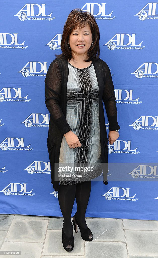 Attorney Debra Wong Yang attends The Anti-Defamation League Deborah Awards at the Skirball Cultural Center on April 26, 2012 in Los Angeles, California.