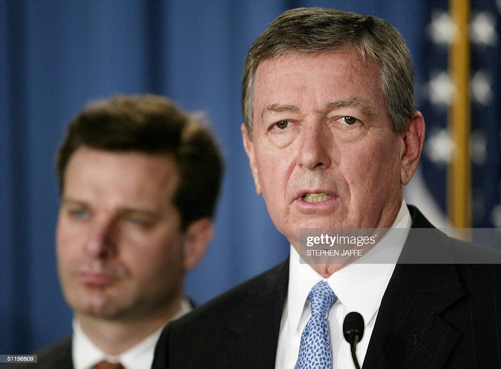 Attorney General Ashcroft Announces Arrests In Terror Funding Operation
