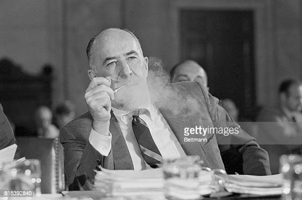 Attorney General John Mitchell urged the Senate Juvenile Delinquency subcommittee to overhaul federal narcotics laws so authorities can put peddlers...