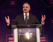 Attorney General of the United States Eric Holder announces that samesex marriages and oppositesex marriages will be treated by the Obama...
