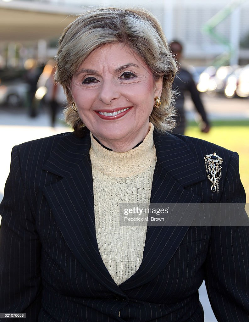 Gloria Allred Addresses Press After Hearing And Argument In Lawsuit On Behalf Of Judith Huth v. Bill Cosby