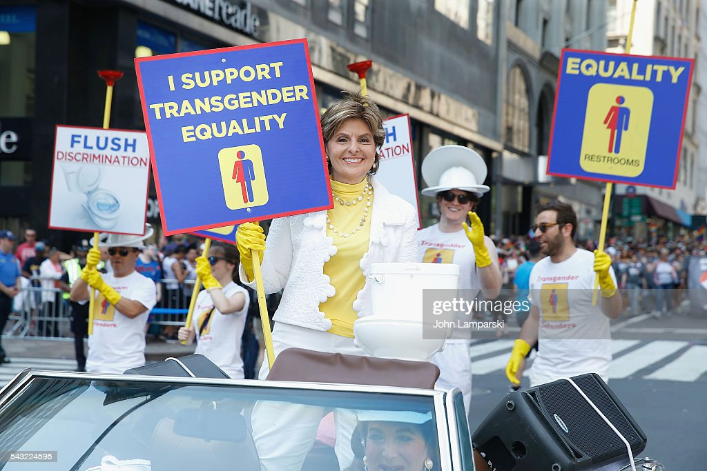 Attorney Gloria Allerd attends New York City Pride 2016 March on June 26, 2016 in New York City.