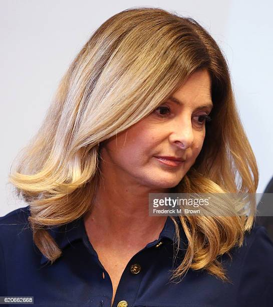 Attorney Lisa Bloom announces the cancellation of the press conference for Trump accuser 'Jane Doe' on November 2 2016 in Woodland Hills California...