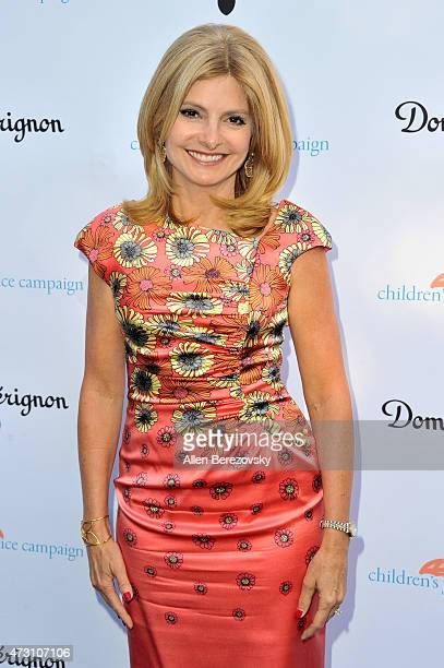 Attorney Lisa Bloom attends Children's Justice Campaign Event on May 12 2015 in Beverly Hills California