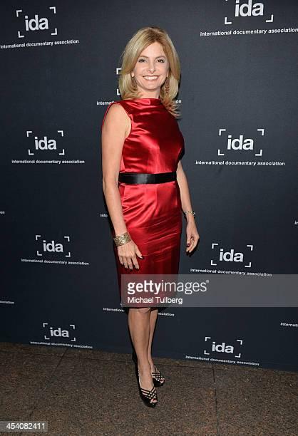 Attorney Lisa Bloom attends the International Documentary Association's 2013 IDA Documentary Awards at Directors Guild Of America on December 6 2013...