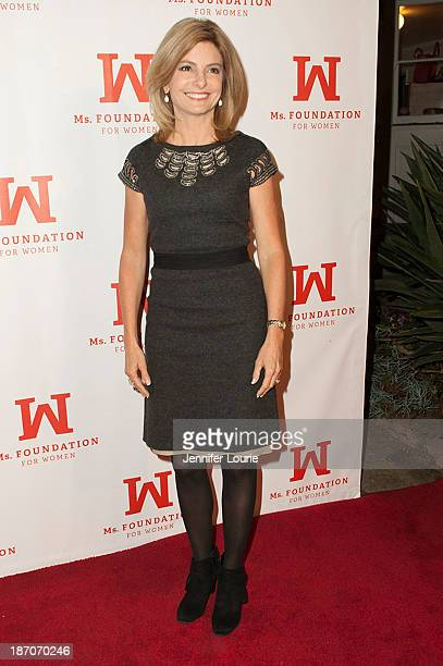 Attorney Lisa Bloom attends Women LA's celebration of the 40th anniversary of the Ms Foundation for Women and the 80th birthday of Gloria Steinem at...