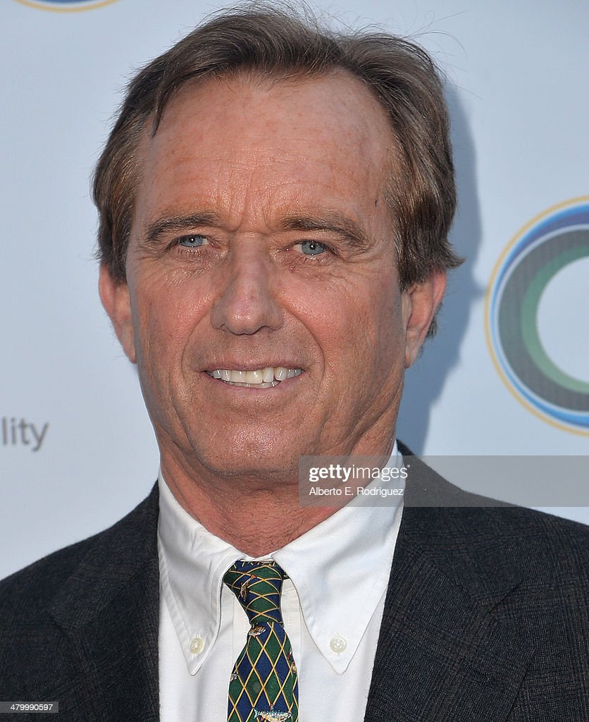 Attorney Robert F. Kennedy, Jr. attends An Evening of Environmental Excellence presented by the UCLA Institute of the Environment and Sustainability on March 21, 2014 in Beverly Hills, California.