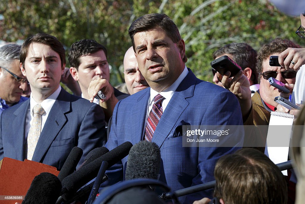 Attorney Timothy Jansen address the media about the finding on the Alleged Sexual Assault Case involving his client Florida State Quarterback Jameis...