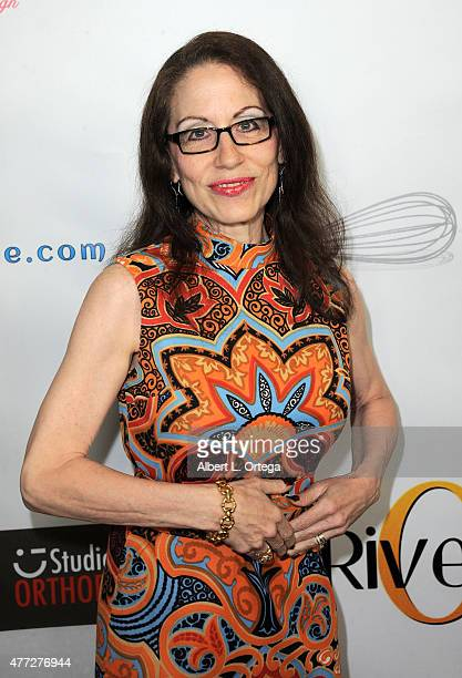 Attorney Vicki Roberts arrives for the Viva Glam Issue Launch Party Hosted by cover girl Leah Remini held at Riviera 31 on June 2 2015 in Beverly...