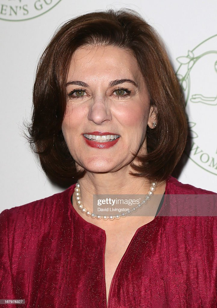 Attorney <a gi-track='captionPersonalityLinkClicked' href=/galleries/search?phrase=Victoria+Reggie+Kennedy&family=editorial&specificpeople=2826816 ng-click='$event.stopPropagation()'>Victoria Reggie Kennedy</a> attends the Women's Guild Cedars-Sinai Spring Luncheon honoring Kennedy at the Beverly Hills Hotel on May 3, 2013 in Beverly Hills, California.