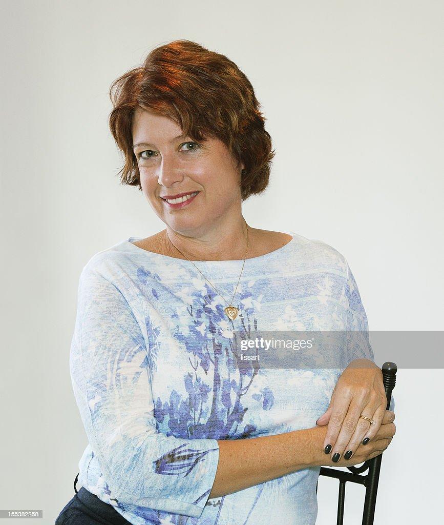 Attractive Casual Woman
