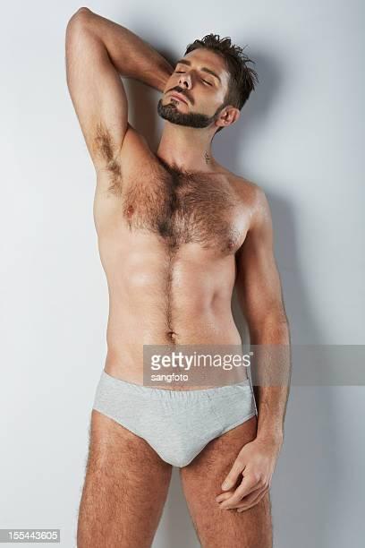 Underwear Hairy 102