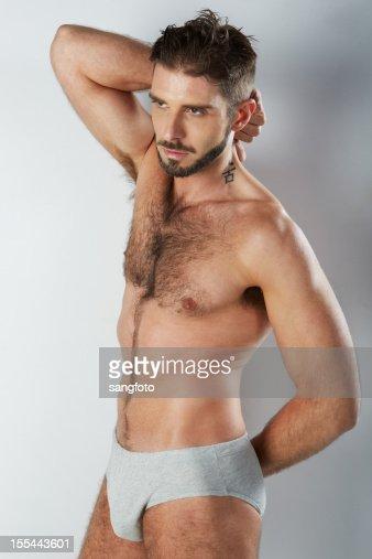 Underwear Hairy 10