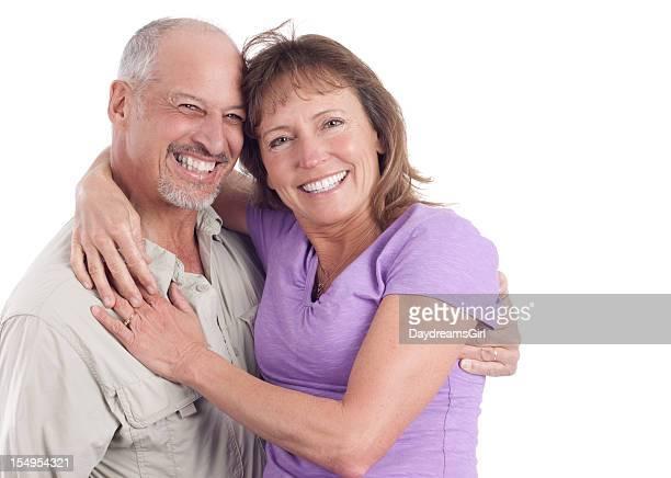 Attractive Happy Mature Couple