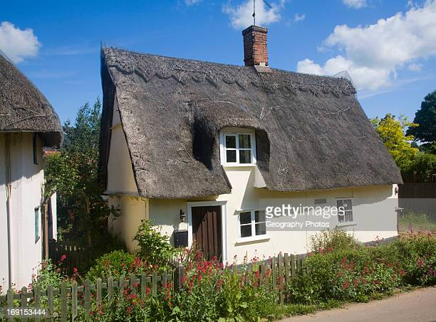 Thatched cottages stock photos and pictures getty images - The thatched cottage ...