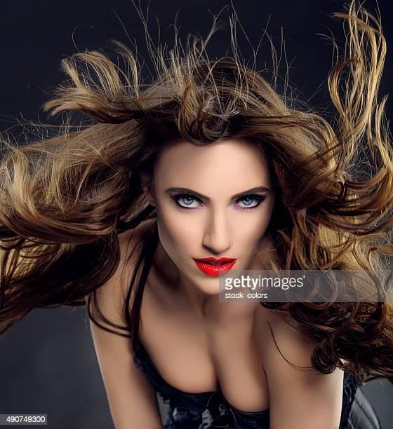 Belle femme vampire