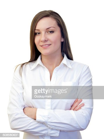 Attractive woman : Stock Photo