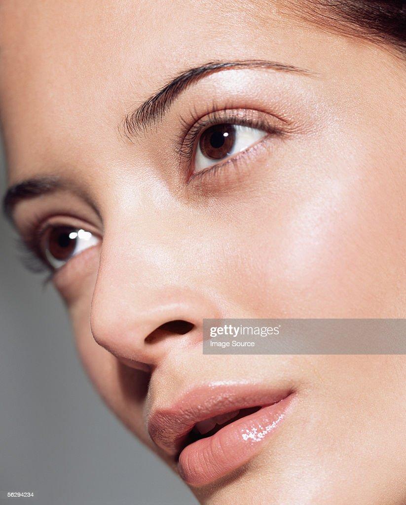 Attractive woman : Stock Photo