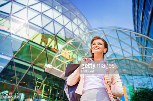 Attractive young business woman : Stockfoto