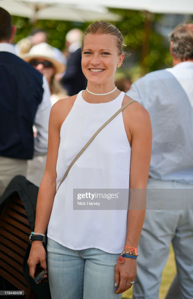Atty Gordon Lennox attends the Cartier Style et Luxe at Goodwood Festival of Speed on July 14, 2013 in Chichester, England.
