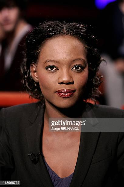 'Au Field de la Nuit' Tv Show In Paris France On October 07 2010Rama Yade