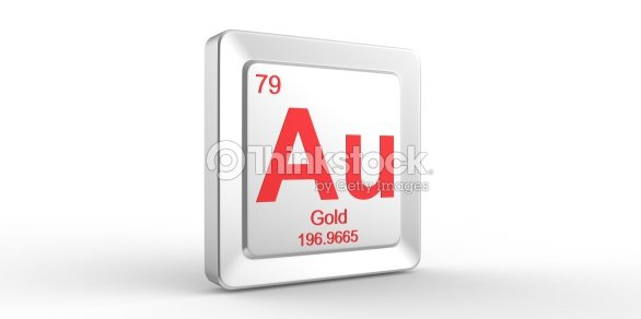 Au Symbol 79 Material For Gold Chemical Element Stock Photo Thinkstock