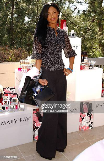 KD Aubert at Mary Kay during 2007 Silver Spoon Golden Globes Suite Day 2 in Los Angeles California United States Photo by JeanPaul...