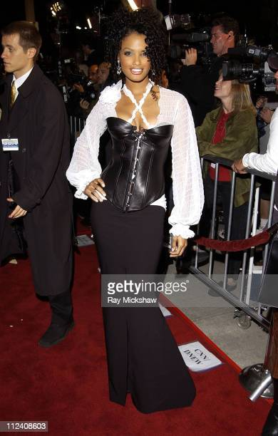 KD Aubert during 'Friday After Next' Premiere Arrivals at Mann National in Westwood California United States