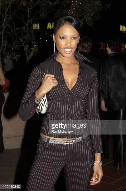 KD Aubert during Grand Opening Party for Avenue Restaurant in Beverly Hills at Avenue Restaurant in Beverly Hills California United States