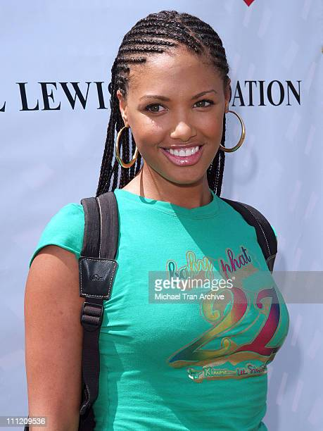 KD Aubert during Kiki Shepard's 3rd Annual Celebrity Bowling Challenge to Benefit The Sickle Cell Disease Association of America at Pickwick Center...