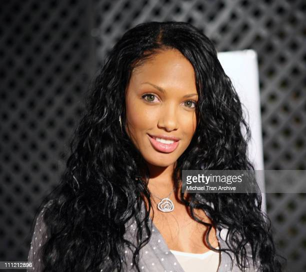 KD Aubert during XLarge Clothing Company 15th Anniversary Party and Fashion Show at Vanguard in Hollywood California United States