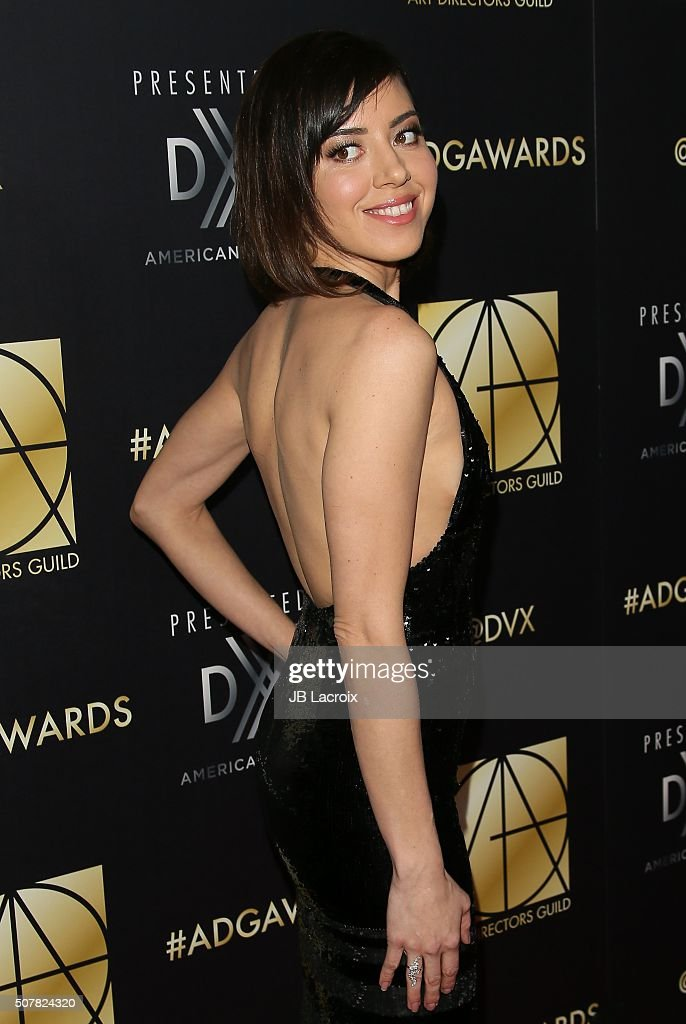 Aubrey Plaza attends the Art Directors Guild 20th Annual Excellence in Production Awards at The Beverly Hilton Hotel on January 31 2016 in Beverly...