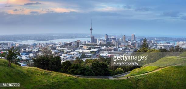 Auckland cityscapes, New Zealand.