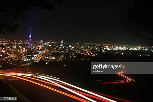 Auckland from Mt. Eden - 2