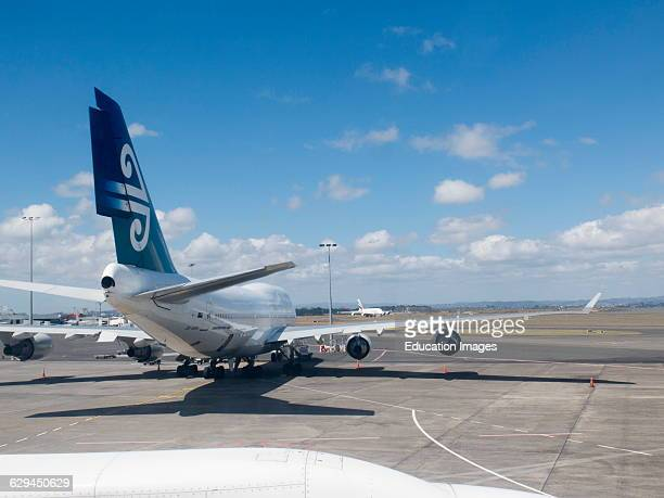 Auckland International Airport North Island New Zealand