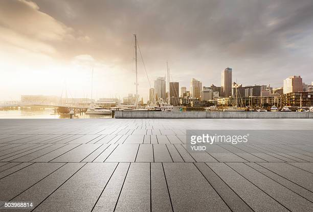Auckland port