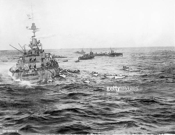 HMS Audacious a King George V class battleship built for the Royal Navy at Cammell Laird from 1911 to 1913 One year after her commissioning Audacious...