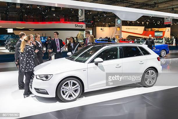Audi A3 Sportback kompakte Hecktürmodell Auto