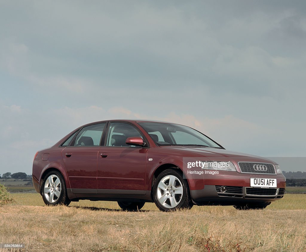 audi a4 2 0 in cornfield 2000 pictures getty images. Black Bedroom Furniture Sets. Home Design Ideas
