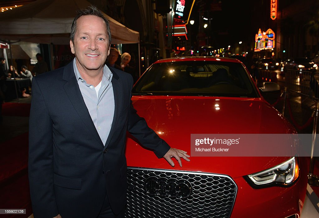 Audi of America Western Region Director Mike Cagle arrives at the premiere of 'Lincoln' during the 2012 AFI Fest presented by Audi at Grauman's Chinese Theatre on November 8, 2012 in Hollywood, California.